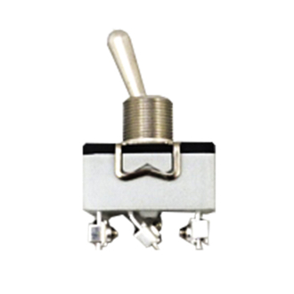E11V/7430TS Toggle Switch Screw Terminal with Hood
