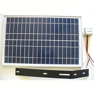 E30V/SOLAR5C Solar Battery Charger Kit - 5 Watt