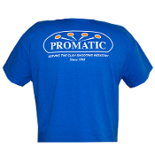 W01V/SS Promatic T-Shirt - Short Sleeve