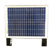 E30V/SOLAR20XL Solar Battery Charger Kit - 20 Watt