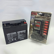 SET/SMALLBATTKIT/S2 Hobby / Merlin Small Battery Kit - Single