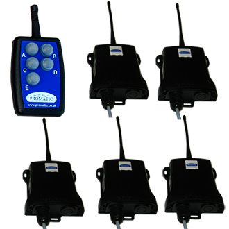 Claymate 5 Trap Sporting Kit - Wireless