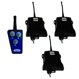 Claymate 3 Trap Sporting Kit - Wireless