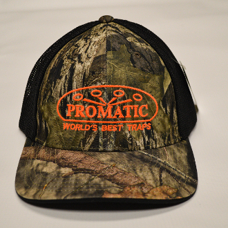 W01V/CAPUS6 Promatic Camo Fitted Cap